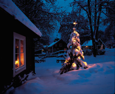 Где необычно встретить Новый год в Калининграде?