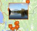 Озера Вологодской области