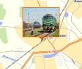 Жeлeзнoдoрoжная cтанция Мамoнoвo