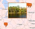 Озера Калининграда и Северо - Западного ФО