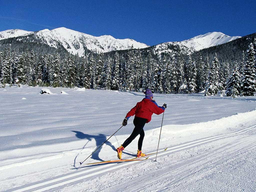 Где покататься на лыжах в Калининграде?