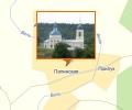 Спасо-Преображенский храм в деревне Папинская