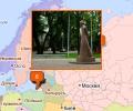 Памятники Калининграда и Северо-Западного ФО