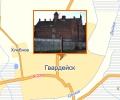 Орденский замок Тапиау