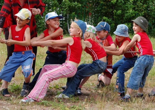 Где находятся детские лагеря в Калининграде?