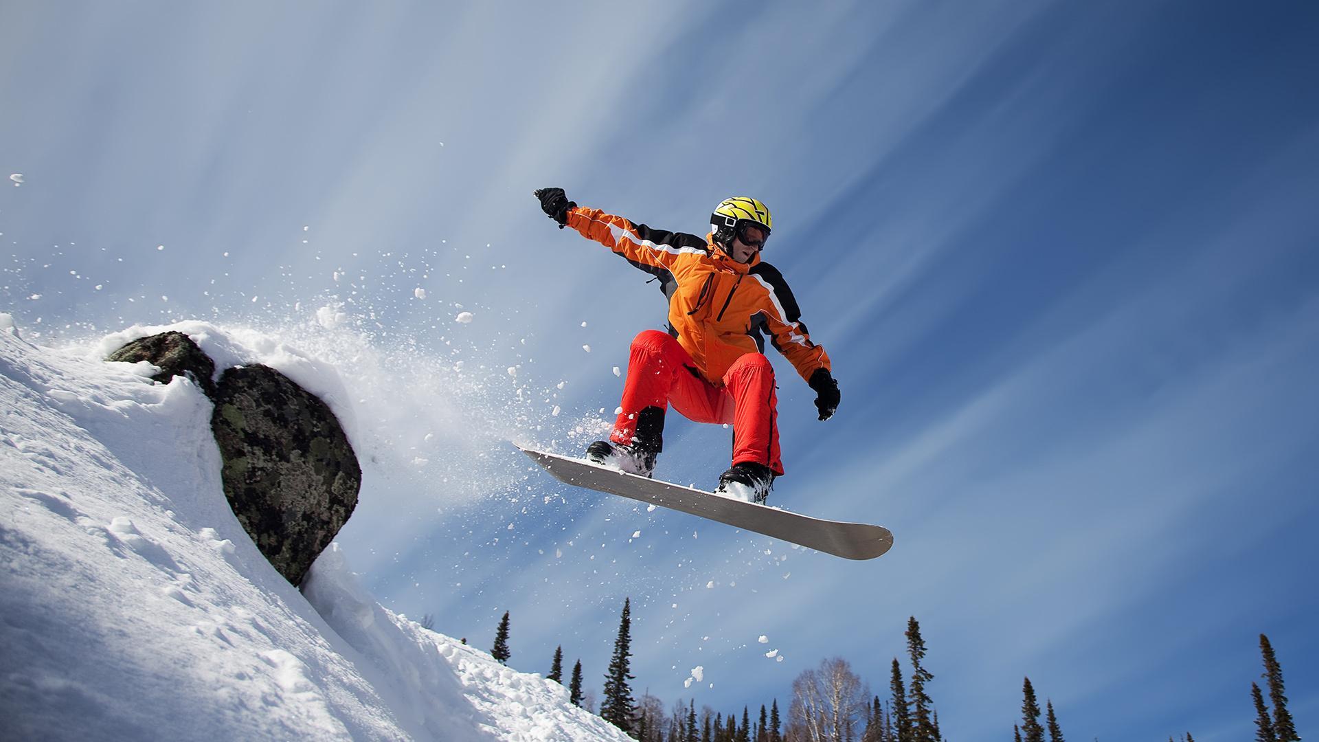 Симулятор катания на сноуборде скачать
