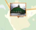 Церковь Николая Чудотворца п. Войвож
