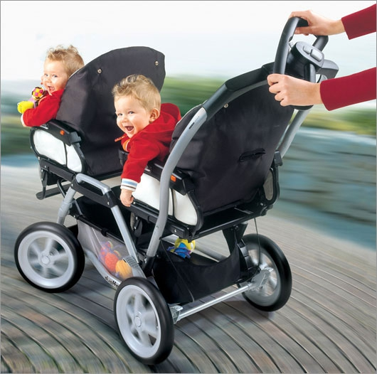 Как выбрать детскую коляску в Калининграде?
