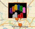 Где купить небесные фонарики в Калининграде?