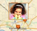 Где отметить день рождения ребенка в Калининграде?