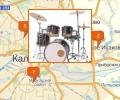 Где в Калининграде научиться играть на ударных инструментах?