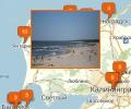 Где купаться в Калининграде?