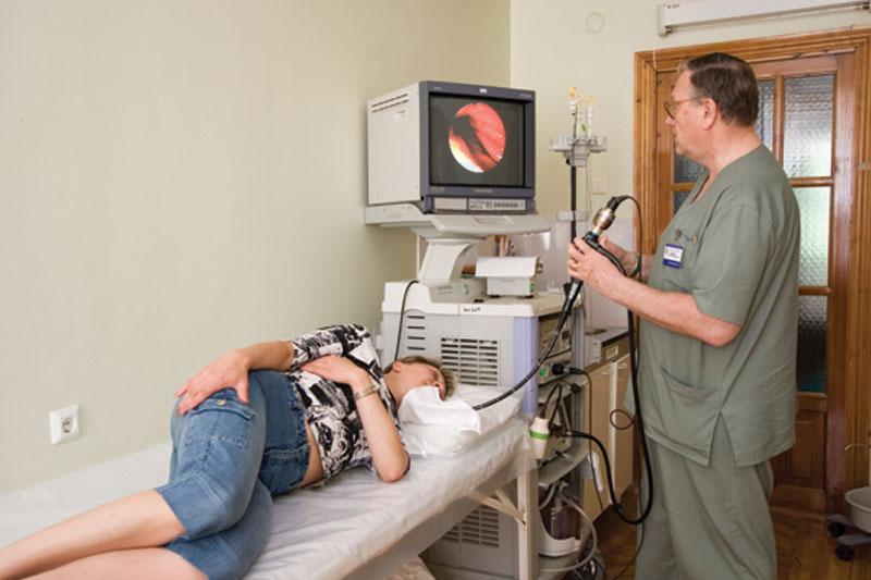 Гастроскопия тонким шлангом биохимический анализ крови асло срб рф