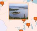 Природоохранные территории в Мурманской области