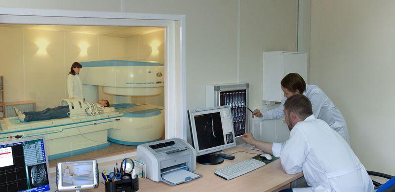 Где в Калининграде сделать МРТ?