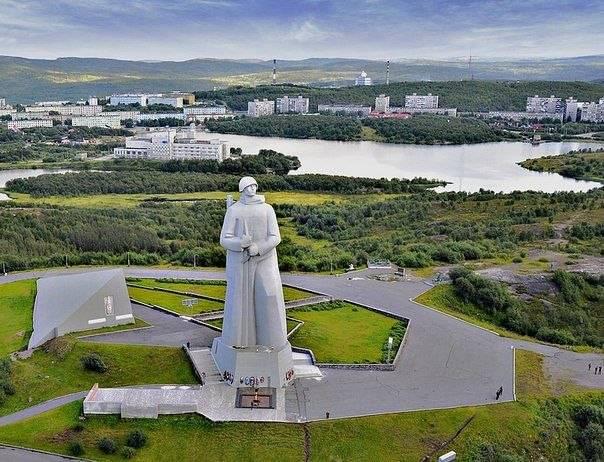 В Мурманской области до +21°: вернулось лето