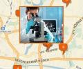 Где расположены медицинские лаборатории в Калининграде?