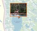 Озеро Нижнее Лаппука