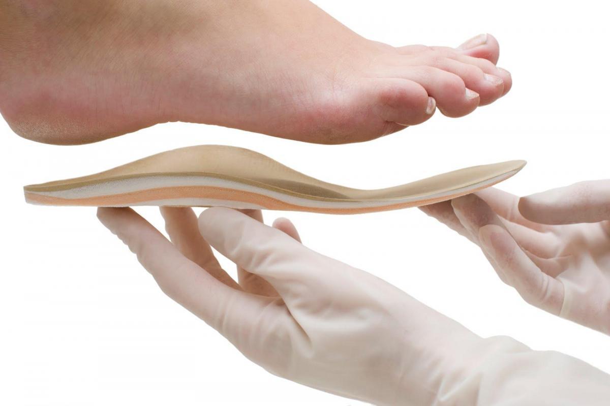Где купить ортопедические стельки в Калининграде?