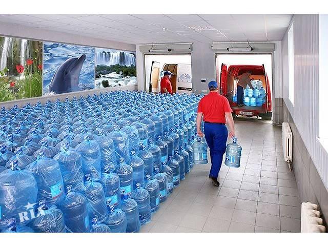 Где заказать доставку питьевой воды в Калининграде?