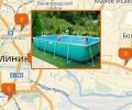Где приобрести дачный бассейн в Калининграде?