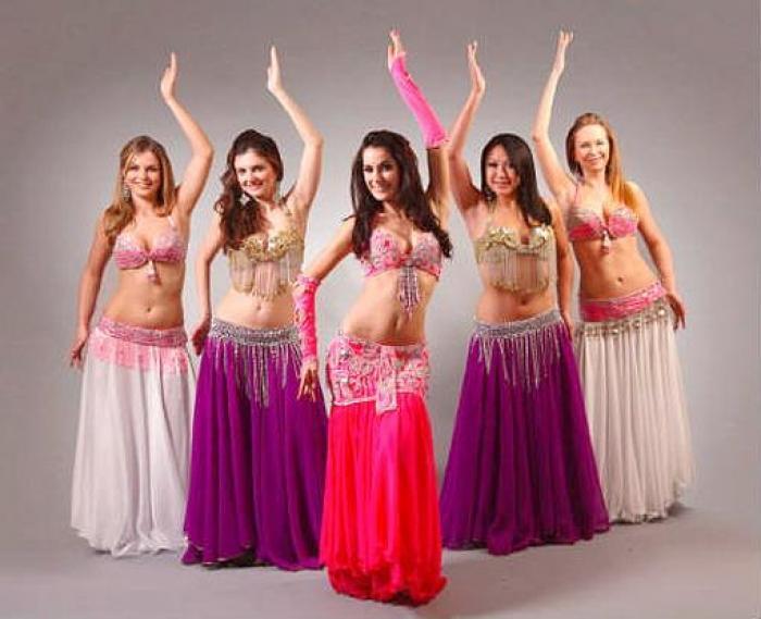 Восточные и индийские танцы в Калининграде.