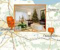Где купить елку и елочные украшения в Калининграде?