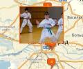 Где находятся школы каратэ в Калининграде?