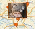 Где купить детские шапки в Калининграде?