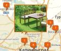 Где купить садовую мебель в Калининграде?