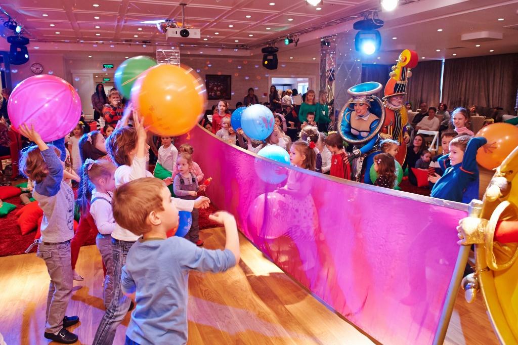 Где заказать организацию детских праздников в Калининграде?