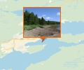 Поселок Чупинский залив