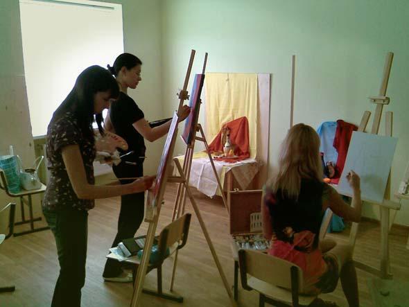 Где найти художественную школу для взрослых в Калининграде?