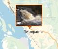 Койриноянкоский водопад