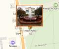 Муравьевский фонтан и питьевая галерея в Старой Руссе
