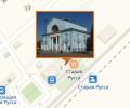 Железнодорожный вокзал в Старой Руссе