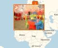 Какие центры имеют кафе с детской комнатой в Калининграде?