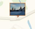 Косая башня Кирилло-Белозерского монастыря
